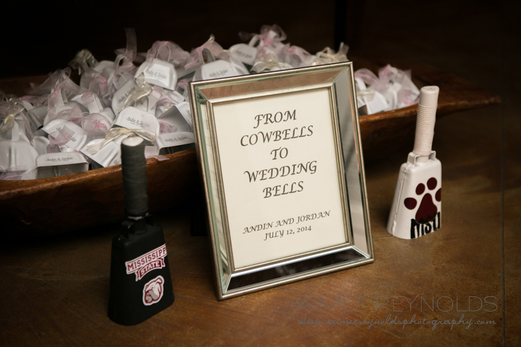 Cowbell favors