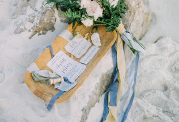 A Beautiful Beach Styled Wedding